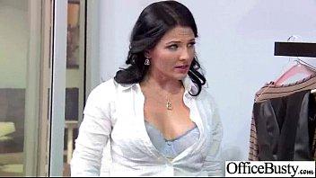Sexo duro com grandes mamas redondas Garota sexy de escritório vagas (casey cumz) movie-07