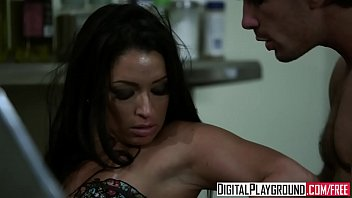 Tan ass thong Monica santhiago, manuel ferrara - like sister like slut scene 4 - digital playground