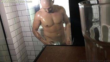 Gay flatmates - I caught my gay flatmate with spycams hidden in the bathroom and under a coach