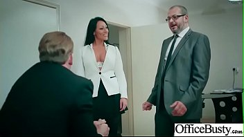 Hot Nasty Cute Girl (Candi Kayne) With Big Juggs Like Sex In Office vid-12