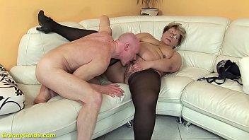 Image: extreme hairy 78 years old bbw mom rough fucked
