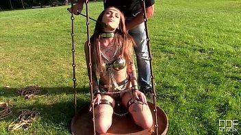 Submissive Sophia Laure Spanke
