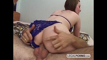 Two sexy girls showing off their butts get fucked hard by a big cock GB-8-02 Vorschaubild