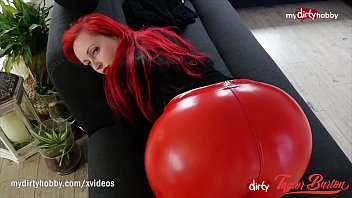 Latex backed accent rugs My dirty hobby - redhead bbw queen of asses