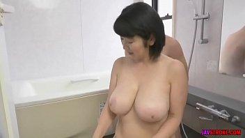 son caught his busty mother masturbating pornhub video