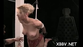 Women sucking mans breast Woman plays by mans rules in sadomasochism xxx non-professional show