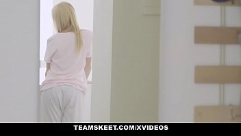 TeensLoveAnal - Kinky Blonde Teen (Rebecca Black) Plays With Ass Toy And Big Dick