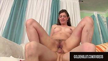 Golden Slut - Horny Older Cowgirls Compilation Part 18