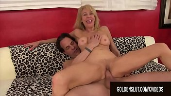 Golden Slut - Horny Older Cowgirls Compilation Part 18