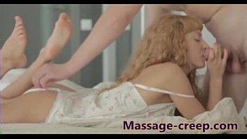 Sex after erotic massage massage-creep