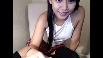sexy asian teen masturbates on camera-see more at myqtcams.com