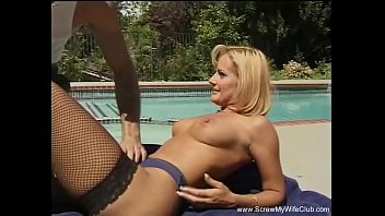 Tit and screw Interracial anal for swinger wife