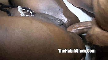 Swallowed pussy - Ferrari blaque pussy banged and nutted swallowed monster dick