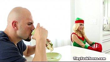 J Mac brought home a cute realistic elf on the shelf for his home - Uma Jolie