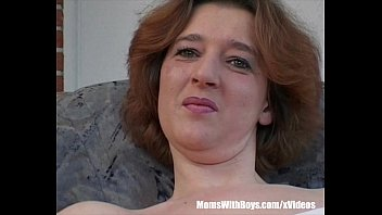 Milf Can't Pay Rent Gives A Private Show