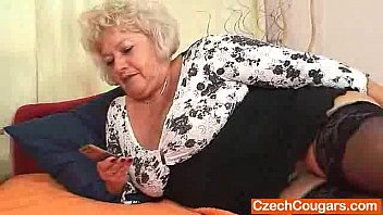 Big-breasted furry vagina grandma porno izle