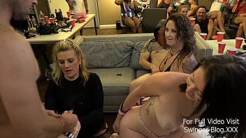 FETSWING DIARIES - S3 E4 C2 - Las Vegas Fetish Convention Hotel Party 9 min