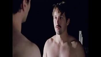 Brett Dalton and Beck Bennett In a Hot Gay Kiss   gaylavida.com