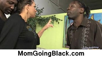 Watching My Mommy Go Black Teri Weigel 2