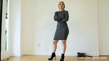 Corpo perfeito e ela pode realmente montar pau!