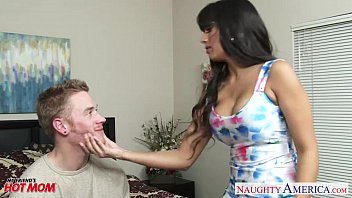 Breast forms and falsies - Fake titted mom mercedes carrera fuck a hard cock