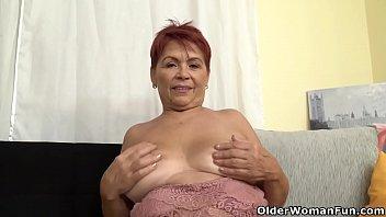 Hot soccer mom blowjob