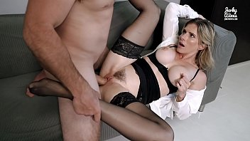 Hot Office MILF Seduced In To Anal By Her Well Hung Boss - Cory Chase