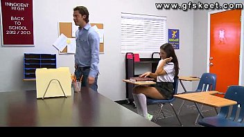 Scarlet Banks fucks her teacher