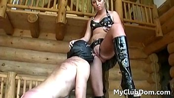 Femdom hanging - Hard time with two mistresses
