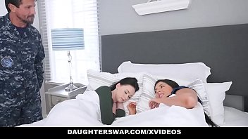 DaughterSwap - Military Dad's Swap and Fuck Daughters