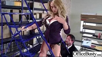 Sex Hot Action In Office With Naughty Horny Slut Girl (corinna blake) video-15