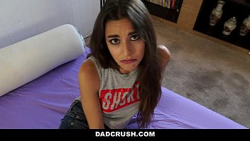 DadCrush - Spanking My Slut Step-Daughter