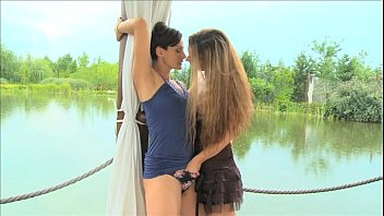 Lesbian singles cruises - Mom two milfs enjoy each other
