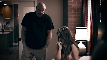 Lesbian Girl Tricked Into FFM With Girlfriend And Her Dad - Whitney Wright, Paige Owens