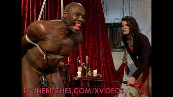 Women dominating naked men - Bobbi starr cock domination