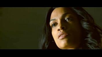 Rosario Dawson - Full Frontal in Trance