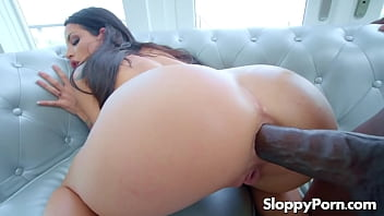 Super hot Kissa Sins interracial anal 6分钟