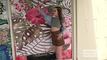 Super cute teen Naomi Blue gets banged hard by Hookup Hotshot