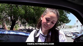 FamilyStrokes - Stepdaughter (Lucy Doll) Lives to Please Her Daddy