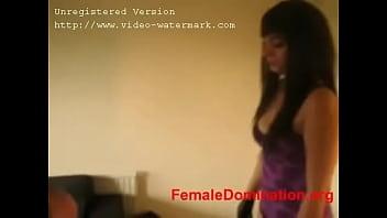 Mistress Nia - Indian Femdom  Slapping Thumb