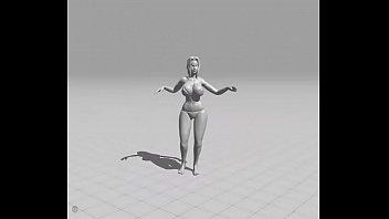 naruto tsunade sexy dance