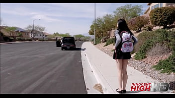 Young High School Girl Marley Brinx Picked Up By Teacher And Taken To Hotel To Fuck