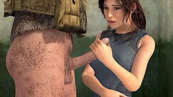 Goons Raid Her P1: Dumb Bimbo Training Simulator