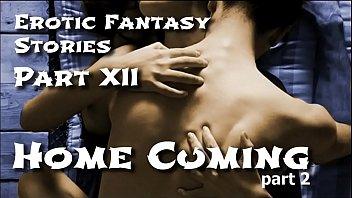Erotic Fantasy Stories 12: Homecuming Two
