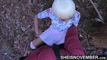 Sneaking Away To Fuck My Wife Daughter In Forest Missionary On The Ground, Blonde Ebony School Girl Msnovember Home For The Weekend Fucked By Mom Horny Husband