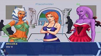 Star Wars Orange Trainer Part 39 cosplay bang hot xxx alien girls sith