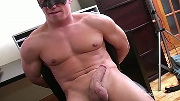 Maskurbate Anonymous Jock Can Cum With No Hands