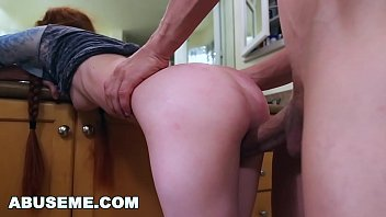 Image: ABUSE ME - Tiny Redhead Teen Dolly Little Gets Absolutely Wrecked