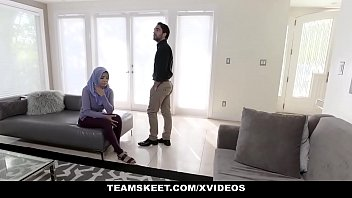 TeensLoveAnal - Analyzing Girl in Hijab preview image