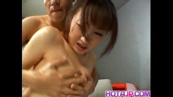 Japanese AV Model with oiled curves is fucked in hairy slit a lot 10分钟